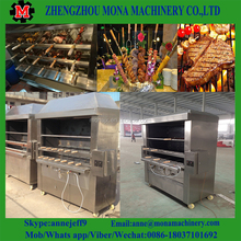 Chicken port lamb beef meat barbecue grill machine