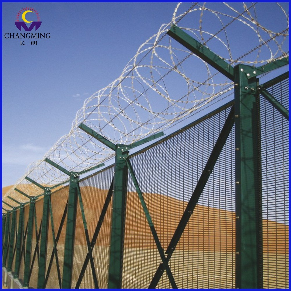 Airport Perimeter Protection Security Electric Fence for Airport Protection