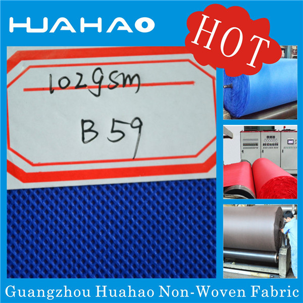 Chemical Textile Polypropilene Non woven Fabric