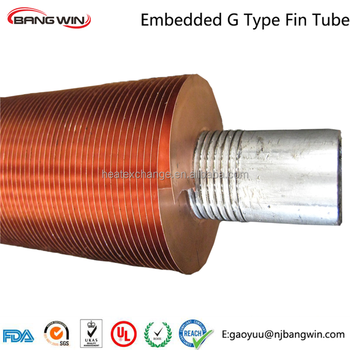 TOP1 copper refrigerator fin tube by bang win