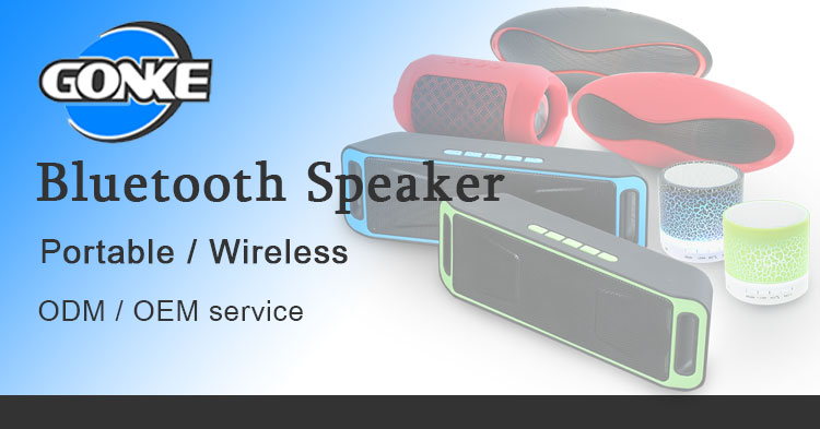 New C6 bluetooths speaker portable waterproof wireless mini speaker with suction cup