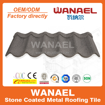 New Building Construction Material Metal Roofing Tile Cost