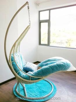 Patio Swings Indoor Furniture Rattan Swing Chair Wholesale Adult ...