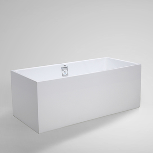 60 Inch Modern Acrylic Used Adult Square Soaker Bathtub