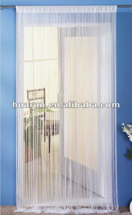 string thread door curtain