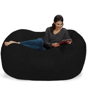 Sofa Sack - Plush, Ultra Soft Bean Bag Chair - Memory Foam Bean Bag Chair with Microsuede Cover - Stuffed Foam Filled Furniture