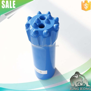Drilling bit Tungsten Carbide Retrac Threaded Button Bit 51--127mm T38, T45, T51, ST58, T60