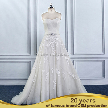 latest style of 2019 popular brand top-rated real Tw16031 New Arrival Long Sleeve Wedding Dress Plus Size Wedding Dress From  Muslim Bridal White Flower Girl Dress - Buy Fat Size Wedding Dress,Long ...