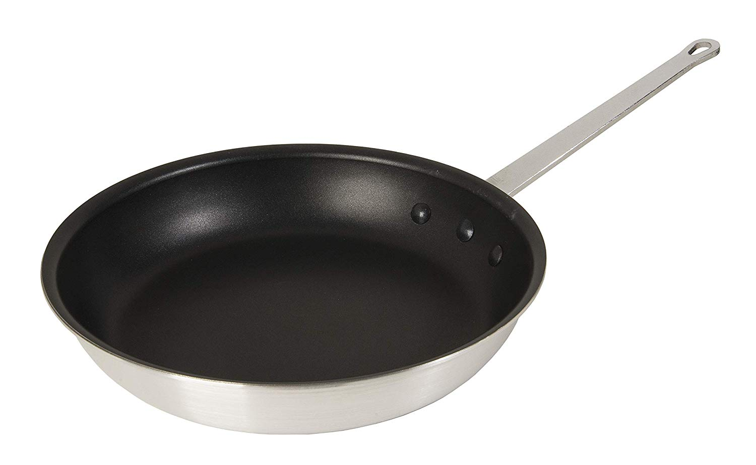 "Update International (AFX-07) 7"" Eclipse Coated Aluminum Fry Pan"
