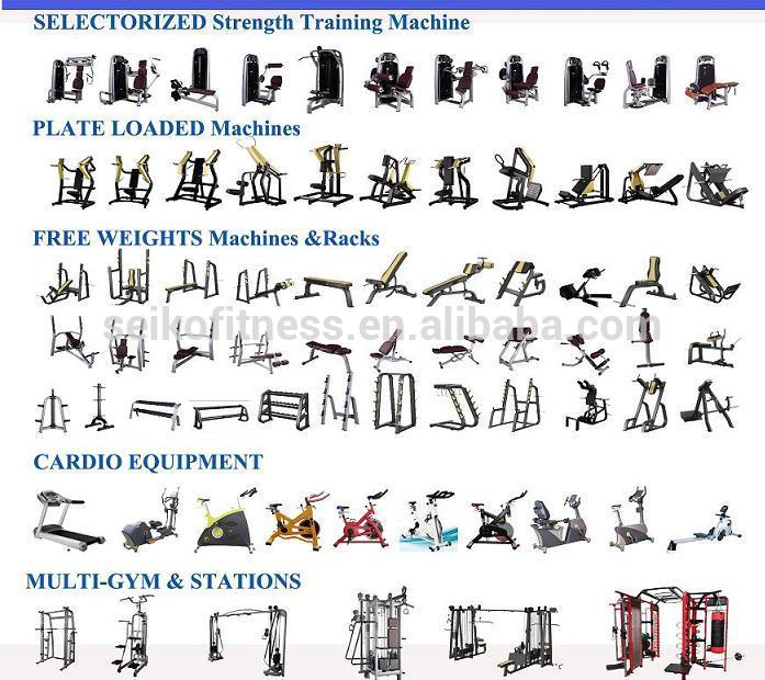 Names of workouts in gym eoua
