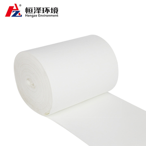High quality Non woven needle punched felt air filter fabric