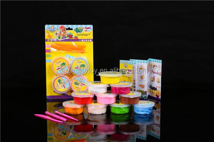 Clay Doll saft Air Hardening Modeling magic plasticine