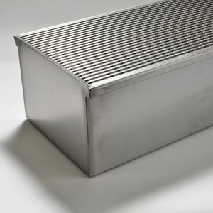 Stainless Steel Food Processing Industry Trench Drains and Grate