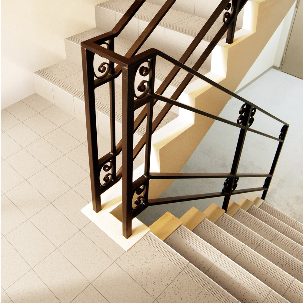 Indoor U0026 Outdoor Classic Floor Bricks Homogeneous Floor Step Tile U0026 Stair  Tiles 300x300mm For Home