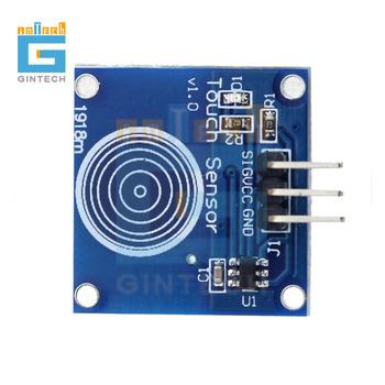 Ttp223b 1 Canal Sensor Digital Del Tacto Módulos Accesorios Para Arduino Diy Kit Buy Ttp223b Sensor Táctil Digital Interruptor Táctil Capacitivo