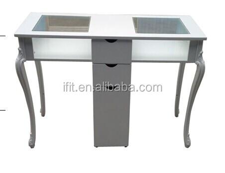Pas cher nail table table de manucure manucure p dicure for Cheap nail desk