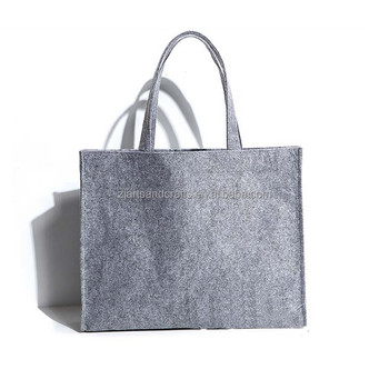 HX1813 customized felt bag
