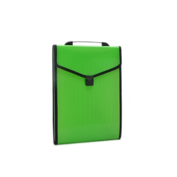 PP cover nylon edge leather a4 a5 document folder