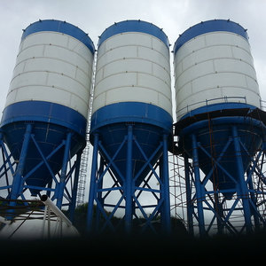 China steel rice grain storage silos for sell