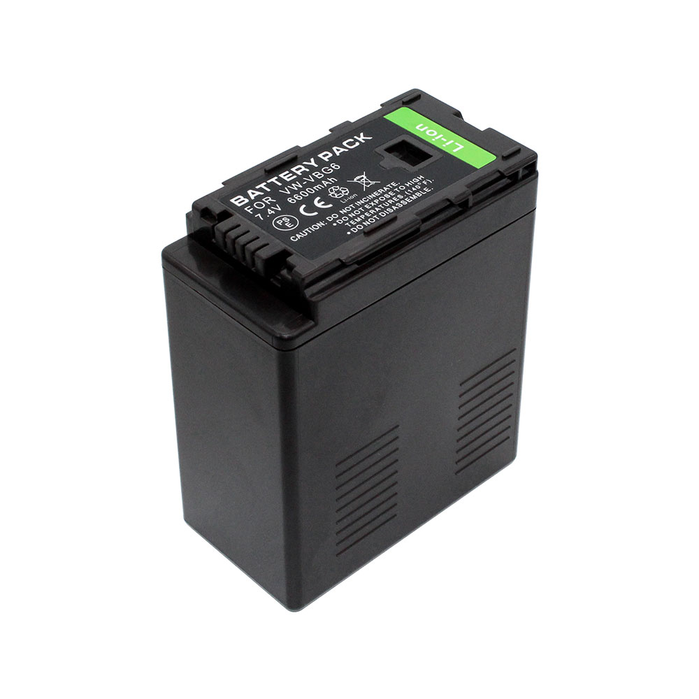 Batería CARGADOR para Panasonic hdc-sd200 hdc-hs9 hdc-hs20 hdc-hs100