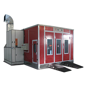 China manufacturer CE approved inflatable car spray paint booth