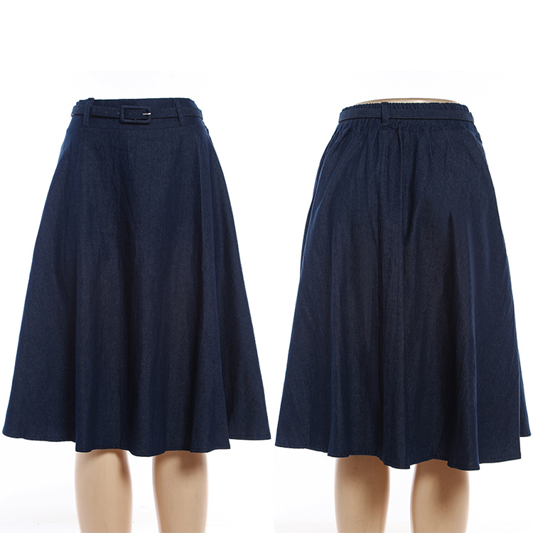 China Factory Guangzhou Wholesale Skirt Factory Lady Garment