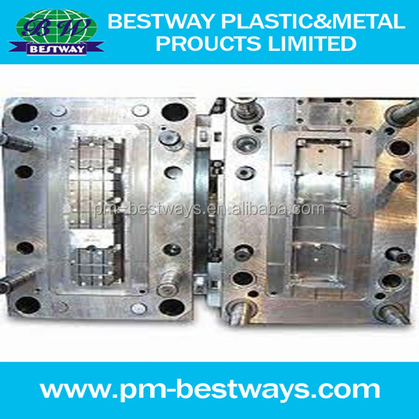 custom plastic injection mould and injection mold maker