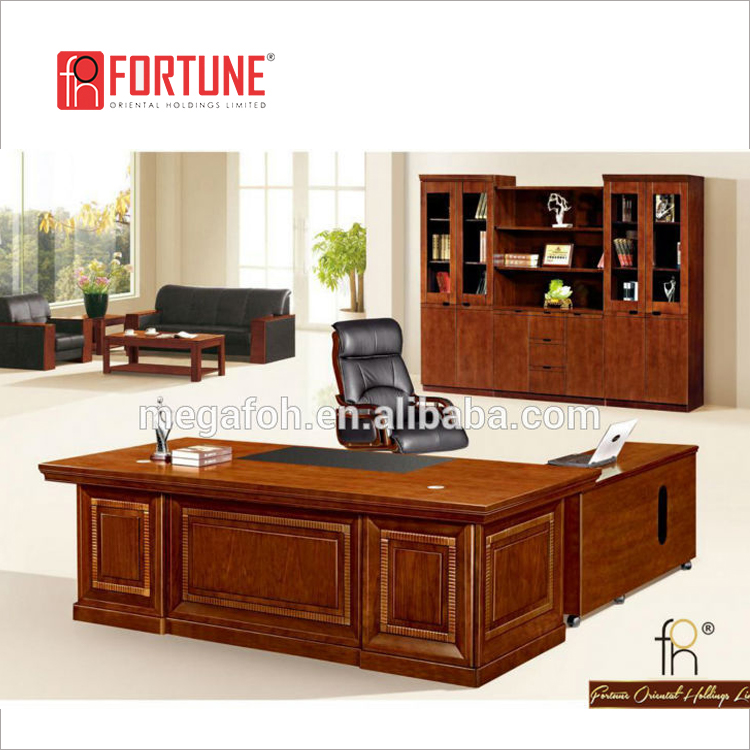 Traditional Executive Office Desk Collection Wood Table With Wood Chair  Manufacturer (fohs-a2447) - Buy Wood Table And Chair Manufacturer,Wood ...