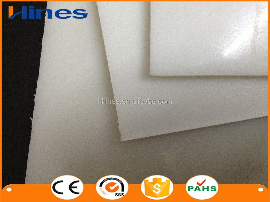 Thin good quality PE plastic sheets production line