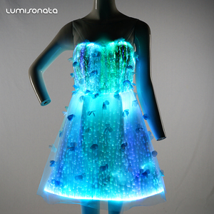 Led Lights Prom Dress Led Lights Prom Dress Suppliers And