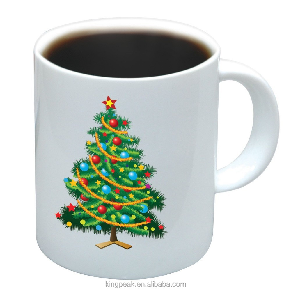Christmas Tree Mug, Christmas Tree Mug Suppliers and Manufacturers ...
