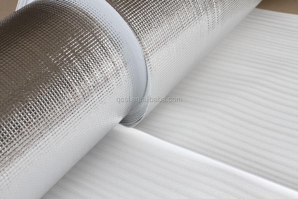 Waterproof Insulation Black Polyethylene Foam Laminate Flooring Underlayment
