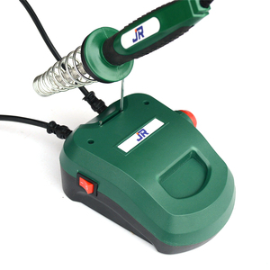 excellent soldering iron and hot air station kit