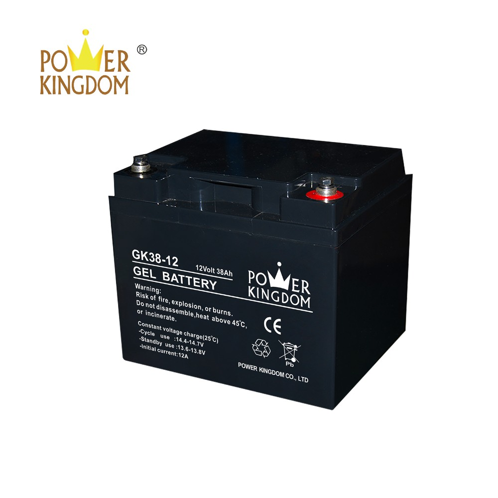 fine workmanship agm style battery for business fire system-6