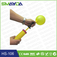 2015 China factory Hand Balloon pump used for latex balloons Event & Party Suppliers