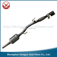 Direct-fit Three Way Catalytic Converter with Flex Pipe For Volkswagen Polo 1.4