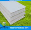 60mm 100mm thickness China Roof and wall EPS sandwich panel Price for fast construction