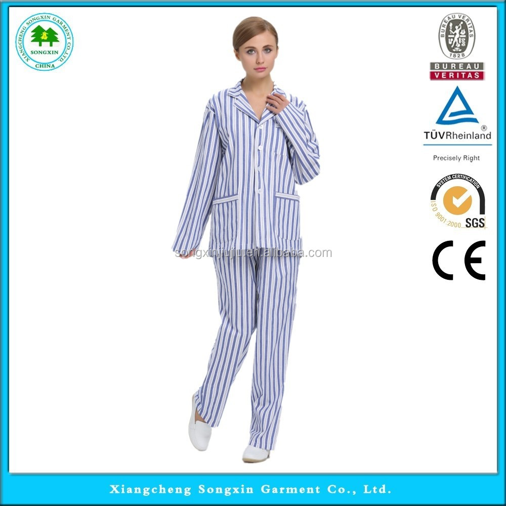 Hot sale model hospital gowns,hospital nightgowns,hospital wear