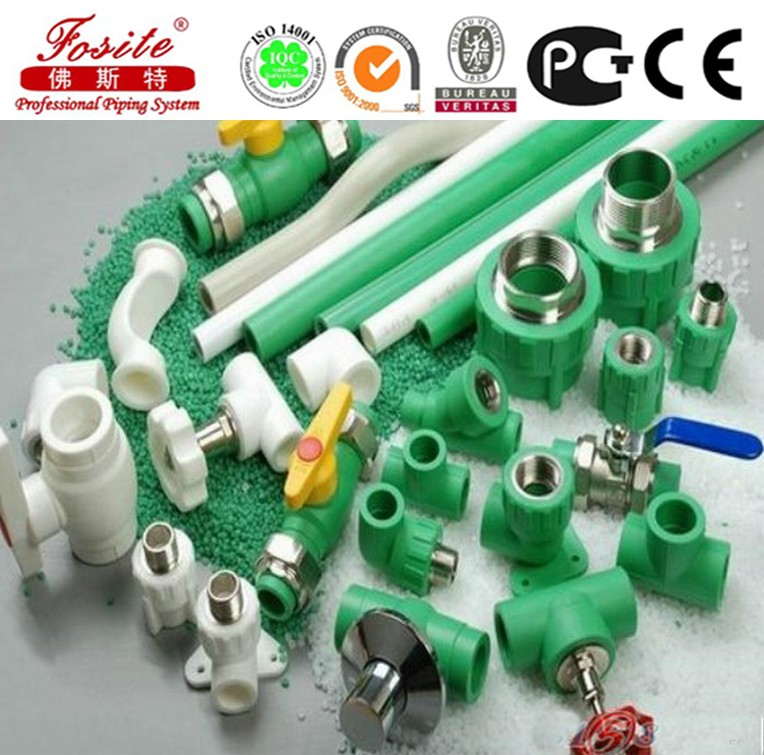 different pressure rating plastic ppr pipe pn20, View plastic ppr pipe  pn20, FOSITE Product Details from Shijiazhuang Shentong Plastic Industry  Co ,
