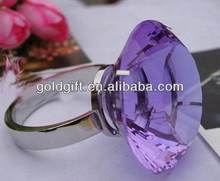 Designer discount crystal apple for wedding souvenir