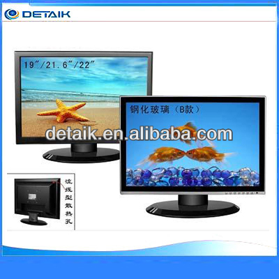 22 pulgadas lcd led tv con usb