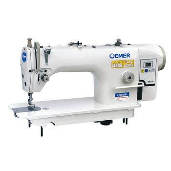 Direct Drive Computerized Super Speed Single Needle Lockstitch Simple Sewing Machine Jack