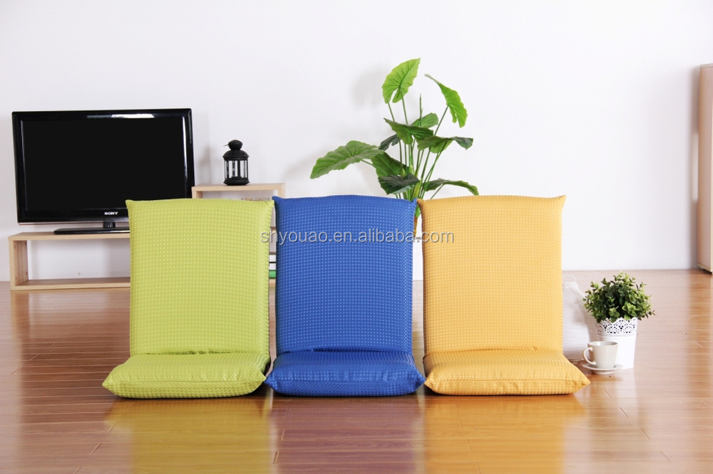 Colorful Folding Yoga Meditation Chair /yoga Floor Chair B319