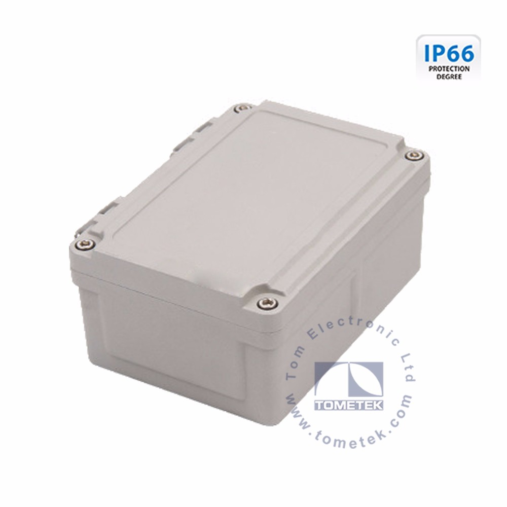 IP66 185*135*85mm electric die cast aluminum enclosure