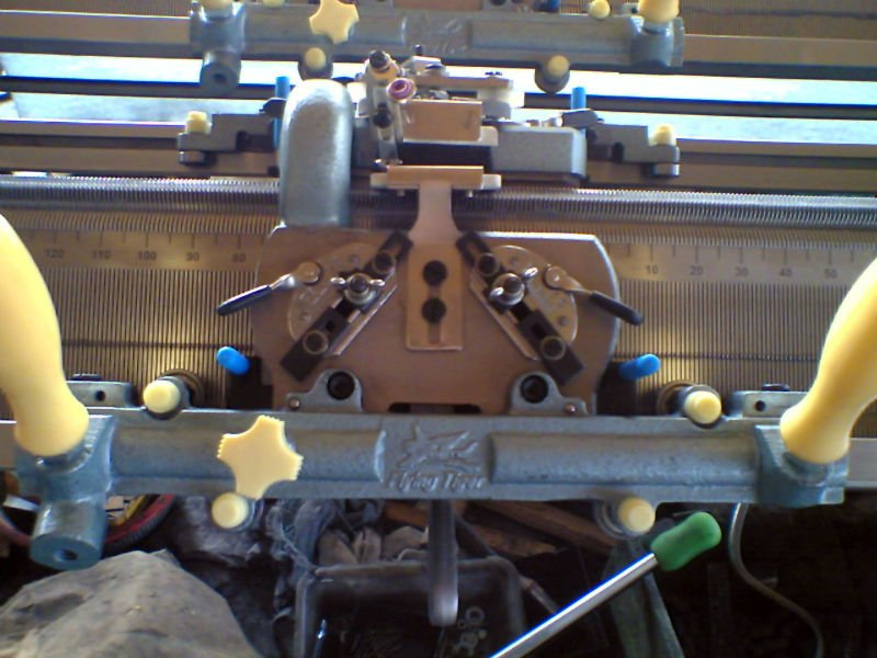 Flying Tiger Knitting Machine