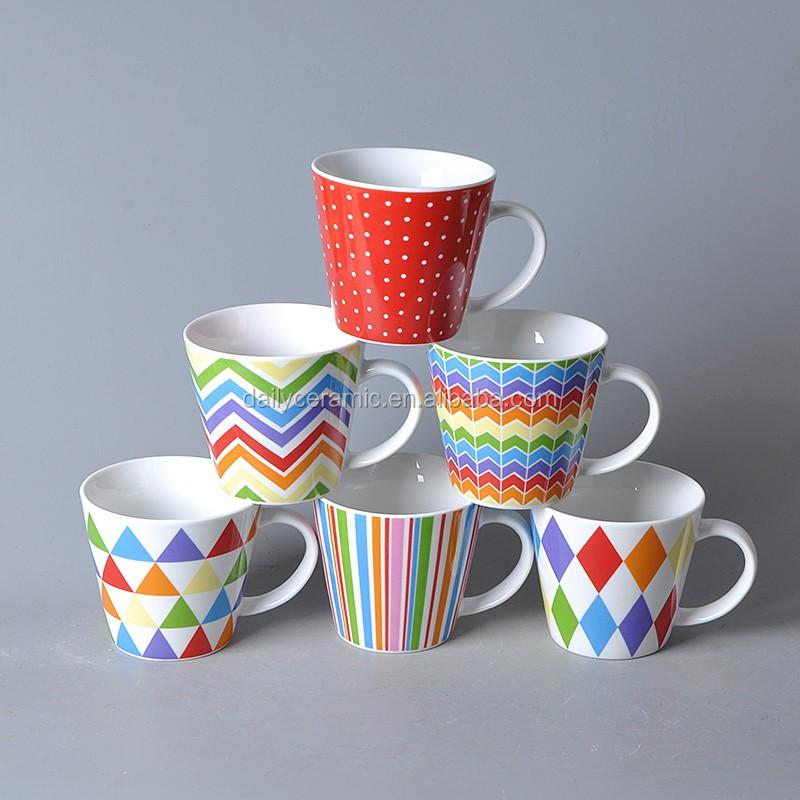 Moderne Nescafé Élégant Café Rose De Promotion Mug En Or Ensemble 9IDEWH2