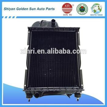 Ultra Thin Aluminum Radiator For Mtz Tractor