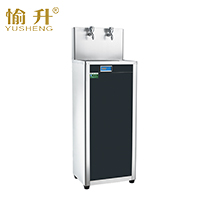 China mini warm water filter dispenser for children