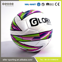 2016 new waterproof pu match football