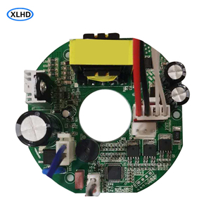 electric BLDC ceiling fan circuit control pcb board 12V brushless dc  ceiling fan controller pcba